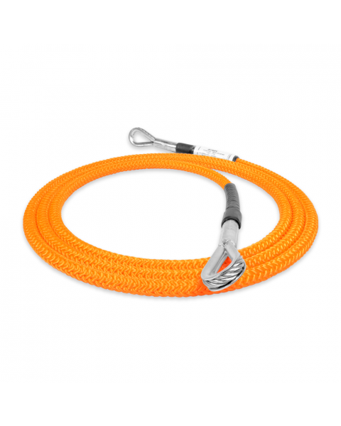 5.0m Wire Core Work Positioning Lanyard