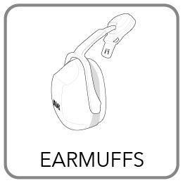 kask zenith ear defender slots
